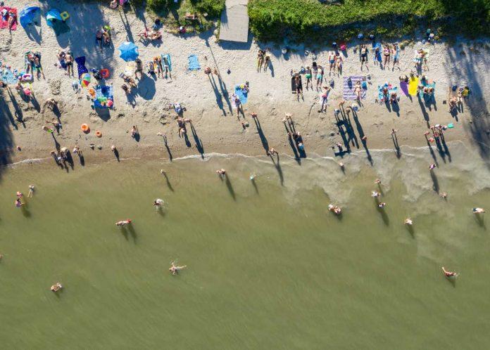 Nagymaros strand