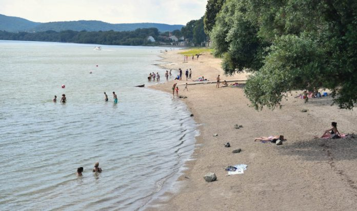 Verőcei Duna-part